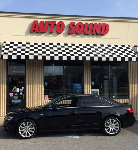 Auto Sound — Store Front in Willoughby, OH